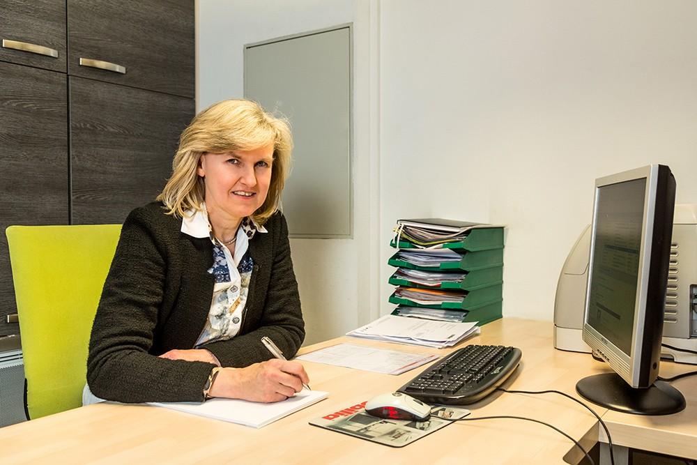 Elke Baumann BKT Beckumer Küchen Team